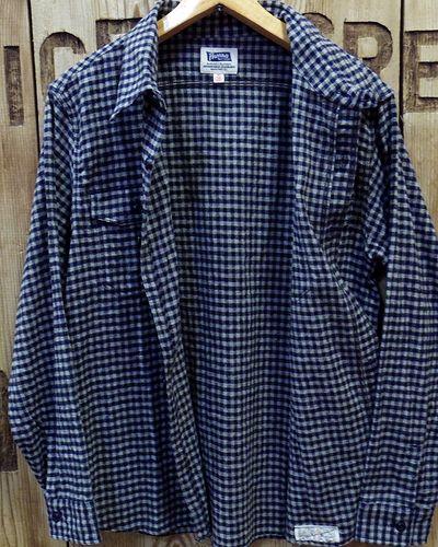 """画像4: Pherrow's """"18W-722WS-C"""" Flannel Shirt"""