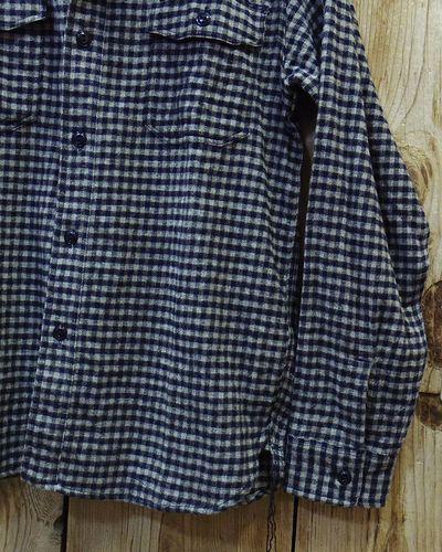 """画像3: Pherrow's """"18W-722WS-C"""" Flannel Shirt"""