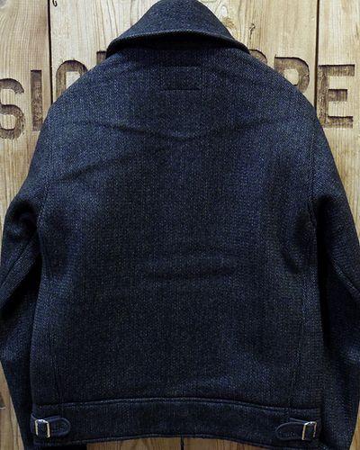 画像5: CUSHMAN -BEACH CLOTH COSSACK JACKET- CHARCOAL