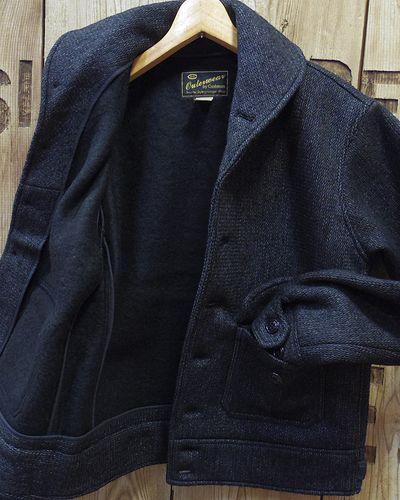 画像4: CUSHMAN -BEACH CLOTH COSSACK JACKET- CHARCOAL