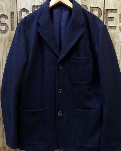"画像4: Pherrow's ""PMJ1"" Wool Melton Jacket"