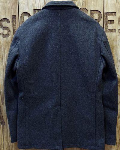 "画像3: Pherrow's ""PMJ1"" Wool Melton Jacket"