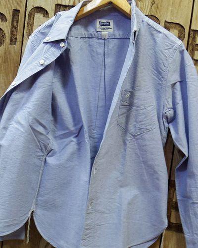 "画像4: Pherrow's ""PBD1"" Oxford B.D. Shirts"