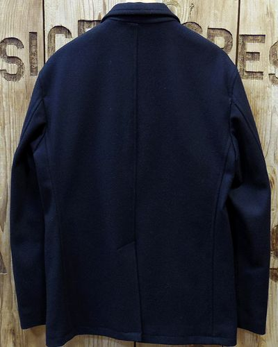 "画像5: Pherrow's ""PMJ1"" Wool Melton Jacket"
