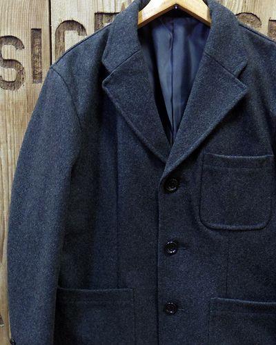 "画像1: Pherrow's ""PMJ1"" Wool Melton Jacket"