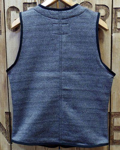 "画像5: Pherrow's ""18W-PWV3"" Wool Vest"
