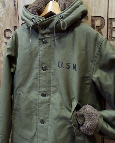 画像3: TOYS McCOY -N-1 HOODED COAT-