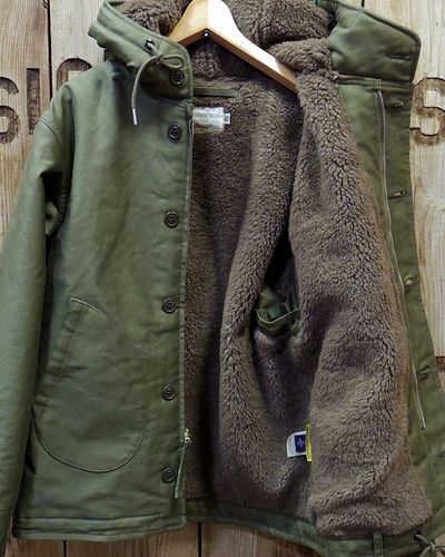 画像4: TOYS McCOY -N-1 HOODED COAT-