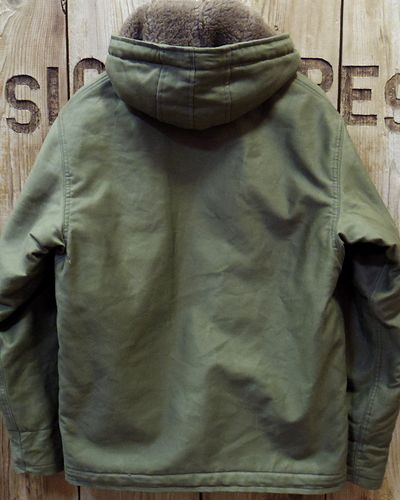 画像5: TOYS McCOY -N-1 HOODED COAT-