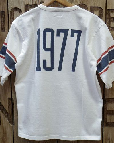 "画像4: Pherrow's ""19S-PFBT1"" FootBall Tee"