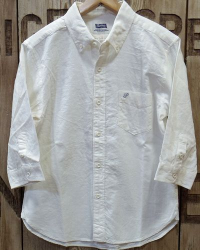 "画像2: Pherrow's ""19S-P7BD1"" 3/4 Sleeves B.D Shirts"