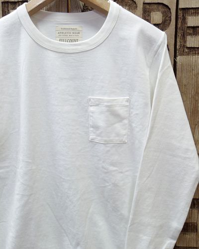 画像2: FULLCOUNT -BASIC POCKET TEE L/S-