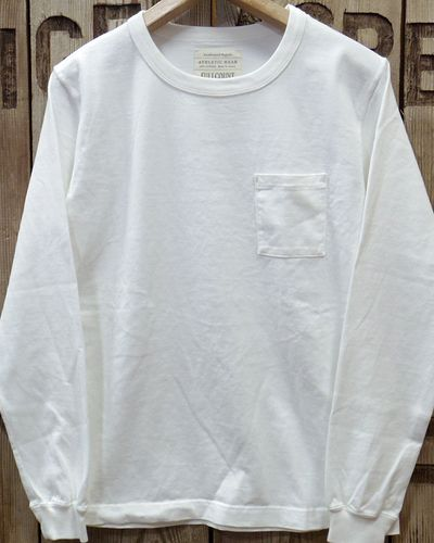 画像3: FULLCOUNT -BASIC POCKET TEE L/S-
