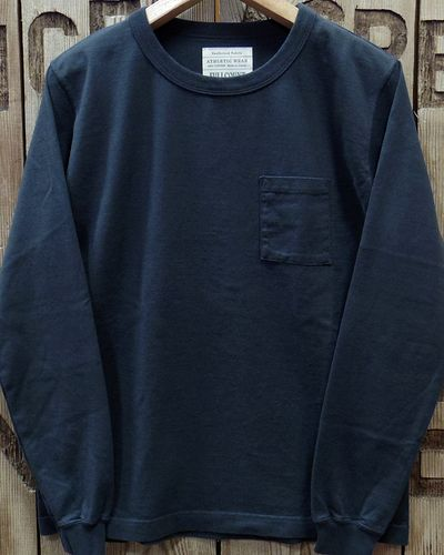 画像4: FULLCOUNT -BASIC POCKET TEE L/S-