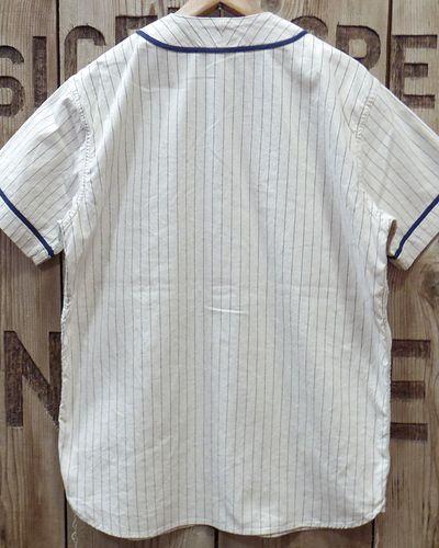 """画像3: Pherrow's -S/S BaseBall Shirt """"DETROIT""""-"""