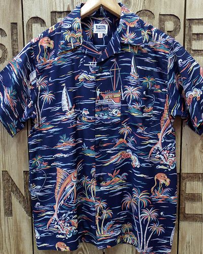 "画像2: Pherrow's ""19S-PIS3"" Hawaiian Shirts"