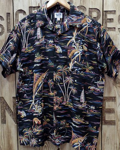 "画像4: Pherrow's ""19S-PIS3"" Hawaiian Shirts"