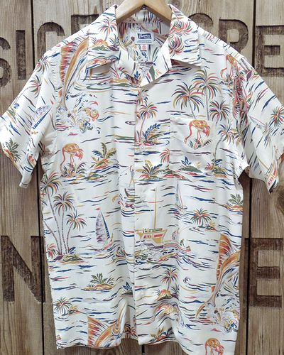"画像3: Pherrow's ""19S-PIS3"" Hawaiian Shirts"