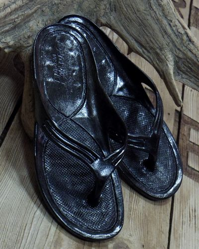 "画像1: Pherrow's ""19S-GYOSAN1"" Pearl Sandal"