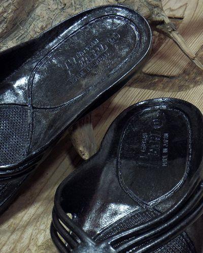 "画像3: Pherrow's ""19S-GYOSAN1"" Pearl Sandal"