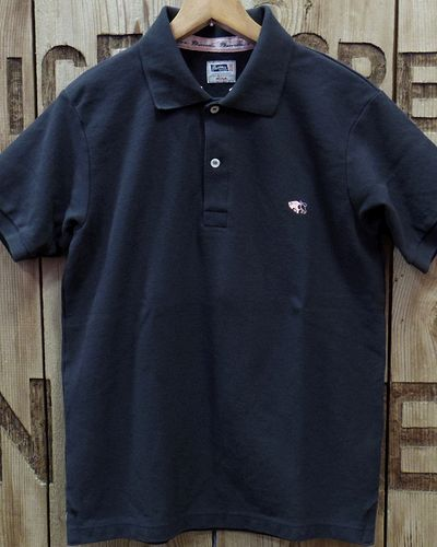 "画像2: Pherrow's ""PPS1"" Clingcollar POLO SHIRT"