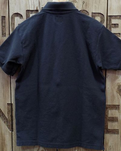 "画像5: Pherrow's ""PPS1"" Clingcollar POLO SHIRT"