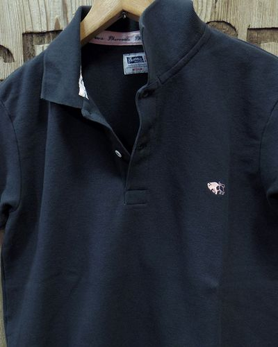 "画像3: Pherrow's ""PPS1"" Clingcollar POLO SHIRT"