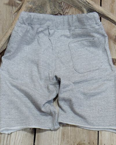 "画像3: DUBBLE WORKS -SWEAT SHORT PANTS ""PROPERTY OF AAA""-"