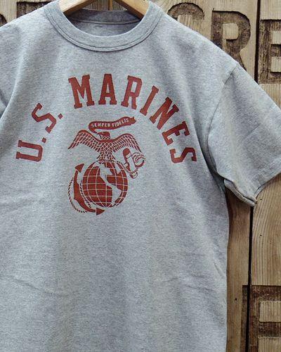 """画像1: TOYS McCOY -MILITARY TEE SHIRT """"U.S.MARINES""""-"""