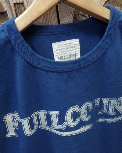 "画像3: FULLCOUNT -BASIC PRINT TEE ""WINNER""-"