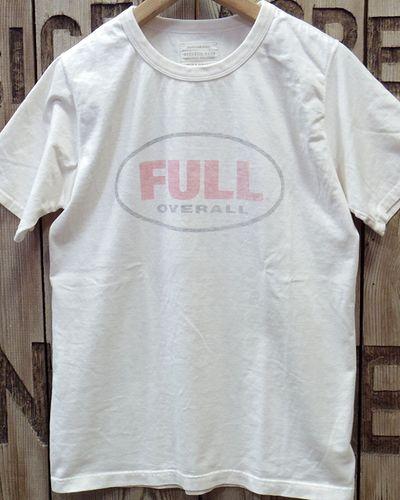 """画像2: FULLCOUNT -BASIC PRINT TEE """"FULL""""-"""