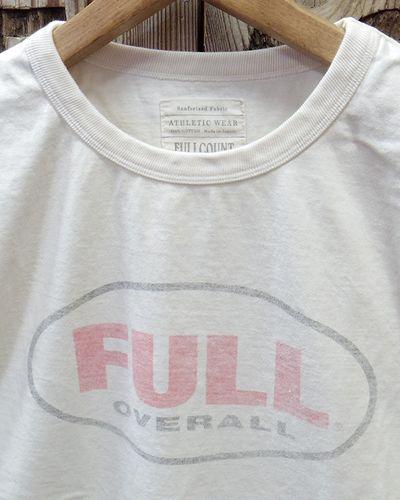 """画像3: FULLCOUNT -BASIC PRINT TEE """"FULL""""-"""