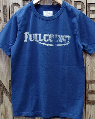 "画像2: FULLCOUNT -BASIC PRINT TEE ""WINNER""-"