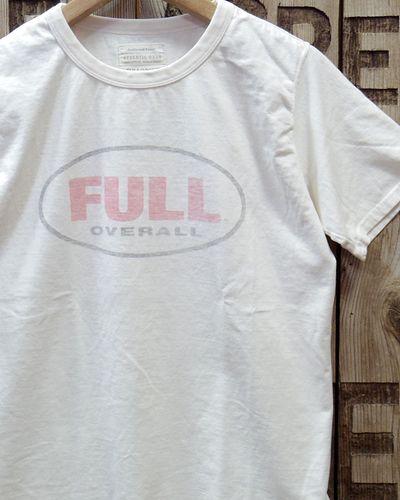 """画像1: FULLCOUNT -BASIC PRINT TEE """"FULL""""-"""