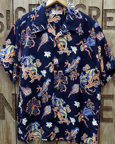 """画像2: SUN SURF -""""OCEAN TOY BOX""""- Hawaiian Shirts"""