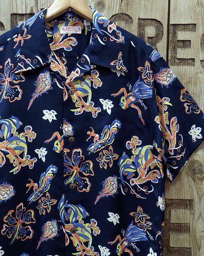 """画像1: SUN SURF -""""OCEAN TOY BOX""""- Hawaiian Shirts"""