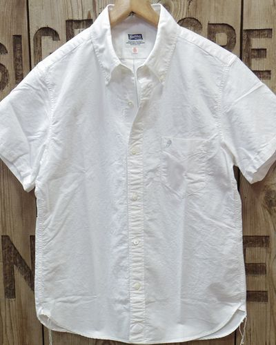 "画像2: Pherrow's ""PBDS1"" S/S BD Shirt"
