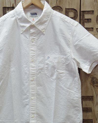 "画像1: Pherrow's ""PBDS1"" S/S BD Shirt"