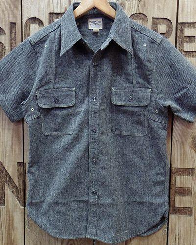"画像4: Pherrow's -S/S Work Shirts ""770WSS""-"