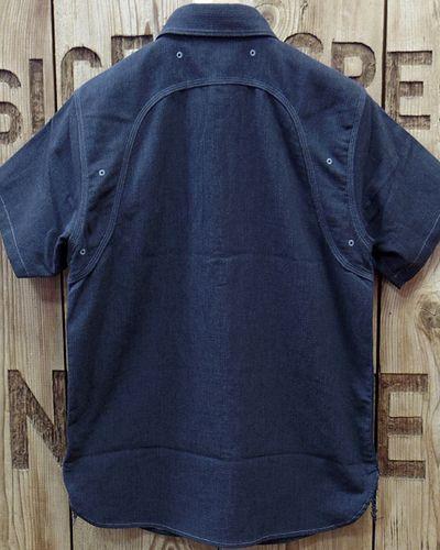 "画像3: Pherrow's -S/S Work Shirts ""770WSS""-"
