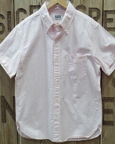 "画像4: Pherrow's ""PBDS1"" S/S BD Shirt"