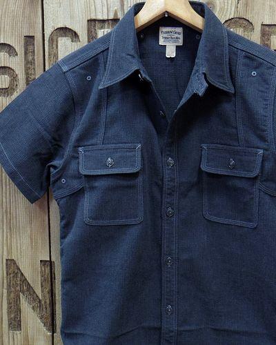 "画像1: Pherrow's -S/S Work Shirts ""770WSS""-"