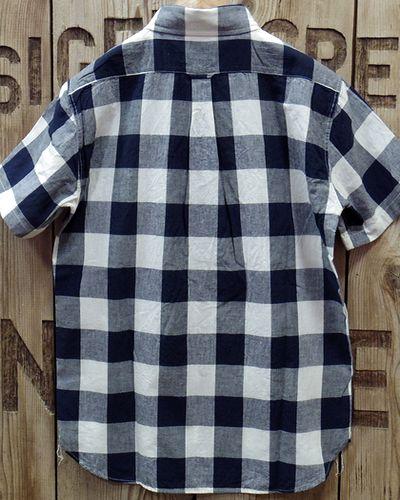 """画像5: Pherrow's """"19S-PBDS2"""" Cotton/Linen S/S BD Shirts"""