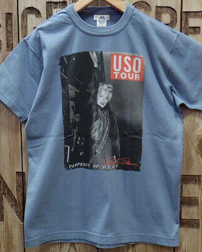 """画像4: TOYS McCOY -MARILYN MONROE TEE """"USO TOUR""""-"""