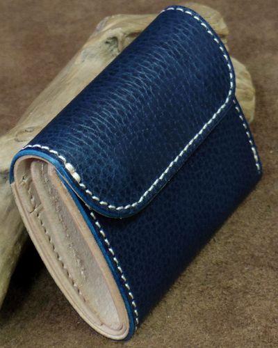"画像1: Opus -""MINI WALLET"" Embossed BUTTERO Leather-"