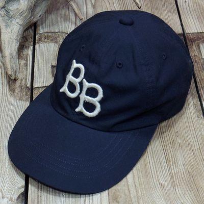 画像1: BROWN'S BEACH -BBJ CLASSIC LOGO CAP-