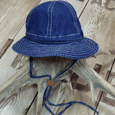 "画像3: Pherrow's -DENIM HAT ""PJH1""-"