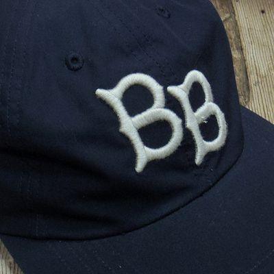 画像2: BROWN'S BEACH -BBJ CLASSIC LOGO CAP-