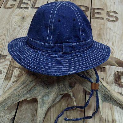 "画像1: Pherrow's -DENIM HAT ""PJH1""-"