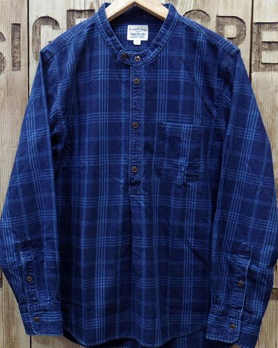 "画像2: Pherrow's ""19W-762WS-IND"" Grandpa Shirts"